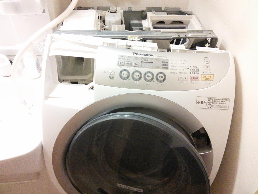 「乾かない」を解消!自分でできる、ドラム式洗濯乾燥機「裏 ...